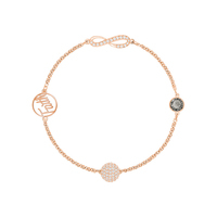 Браслет Remix Collection Infinity Symbol Swarovski